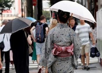 اليابان تحذر من موجة حارة «تهدد الحياة»