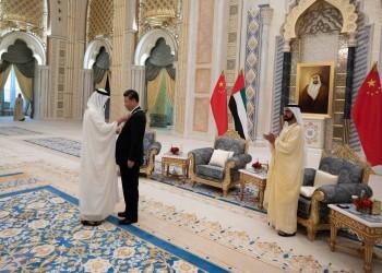 الإمارات تقلد الرئيس الصيني أرفع أوسمتها