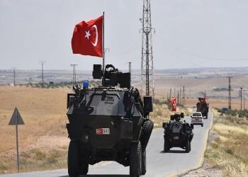 القوات التركية تطلق الدورية الـ17 في منبج السورية