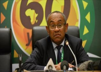 رئيس «كاف»: المشاركة الأفريقية بمونديال روسيا متواضعة للغاية