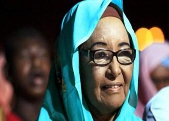 وفاة «فاطمة عبدالمحمود».. أول سودانية تقود حزبا سياسيا