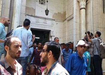 غياب لافت للفنانين عن جنازة الممثل المصري «محمد شرف»
