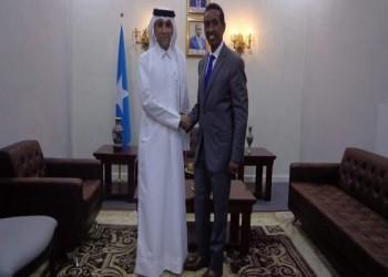 قطر تهدي الخارجية الصومالية «مصفحة للأغراض المهمة»