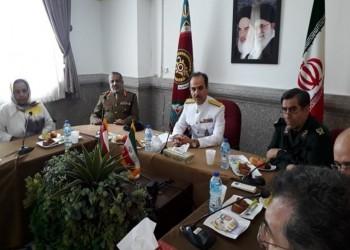 تعاون عسكري بين إيران وعمان في المجال الطبي