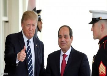 «واشنطن بوست»: «ترامب» يتبع التقليد الأمريكي بتدليل رئيس مصر