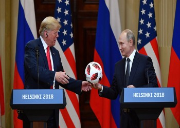 كرة «بوتين»