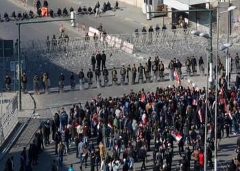الأمن العراقي يمنع محتجين من اقتحام حقل نفطي بالبصرة