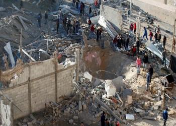 كاتب كويتي: قصف غزة حق مشروع لـ(إسرائيل)