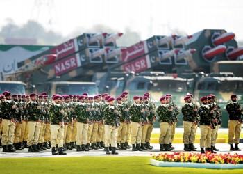 أمريكا تقلص برنامج التدريب العسكري لباكستان