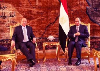 """""""السيسي"""" يحذر من تحول اليمن إلى منصة تهديد للدول العربية"""