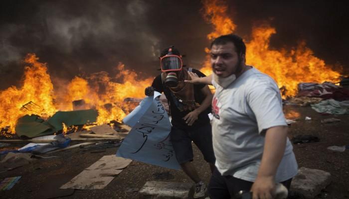 """ذكرى مذبحة """"رابعة"""".. الضحايا على المقصلة والجناة ينعمون بالحصانة"""