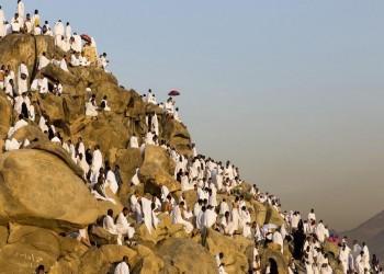 ضيوف الرحمن ينفرون لمزدلفة بعد أداء ركن الحج الأعظم