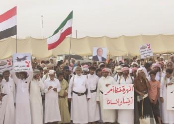 الأهالي يوقفون بناء 4 مواقع عسكرية سعودية بالمهرة اليمنية