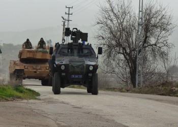 رغم الأزمة.. تسيير دورية تركية أمريكية جديدة بمنبج السورية