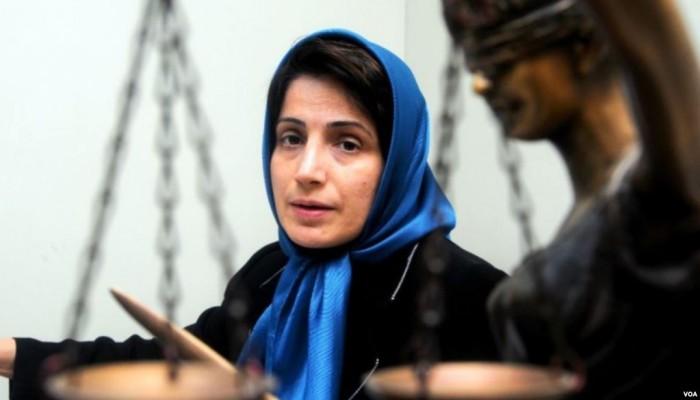 حقوقية إيرانية معتقلة تضرب عن الطعام انتقادا لممارسات الأمن