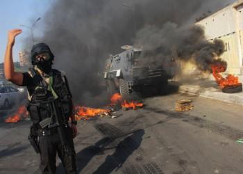 مقتل وإصابة 6 عسكريين في هجوم بسيناء المصرية