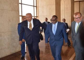 مصر والسودان يتفقان على التنسيق بشأن قضايا البحر الأحمر