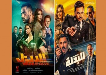 صناع الأفلام المصرية يتصارعون على الإيرادات