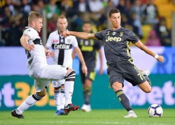 الدوري الإيطالي:  يوفنتوس يواصل انتصاراته وإنتر يحقق فوزه الأول