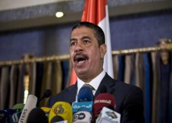 """""""بحاح"""" يطالب بـ""""الحجر"""" على الرئيس اليمني"""