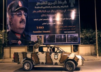 """""""ستراتفور"""": ليبيا تتمزق بفعل الصراع بين فرنسا وإيطاليا"""