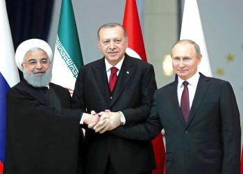 طهران تحتضن قمة إيرانية روسية تركية حول إدلب