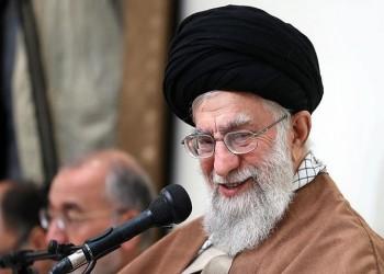 """""""خامنئي"""" يدعو إلى تعزيز التعاون بين إيران وتركيا"""