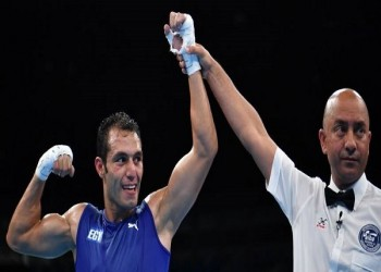 بطل ملاكمة مصري يعلن تمثيله أمريكا بأولمبياد طوكيو 2020