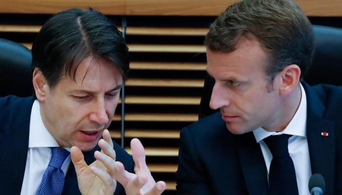 تفاصيل الصراع الخفي بين فرنسا وإيطاليا في ليبيا
