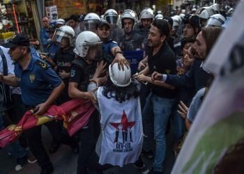 الإفراج عن 160 عاملا من المتظاهرين بمطار إسطنبول الجديد