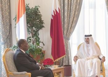 نقلة جديدة في العلاقات بين قطر وساحل العاج