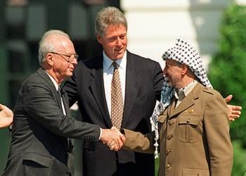 """ذهبت """"أوسلو"""".. وبقيت فلسطين"""