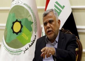 """""""العامري"""" يعلن سحب ترشحه لمنصب رئيس الوزراء العراقي"""
