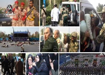 عمليات الأحواز ضد إيران من أجل الاستقلال (تسلسل زمني)