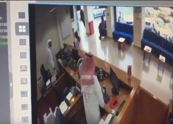 توقيف أردني متهم بالسطو على بنك الخليج في الكويت