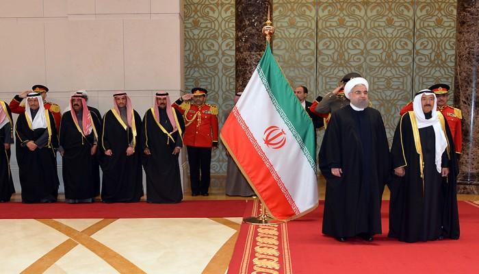 أمير الكويت يستنكر هجوم الأحواز.. ويعزي روحاني