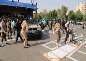 إيران تعلن اعتقال شبكة أفراد على صلة بهجوم الأحواز