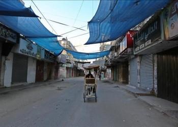 إضراب شامل يعم قطاع غزة رفضا لقانون القومية الإسرائيلي