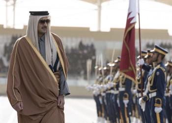 أمير قطر يبدأ جولته لأمريكا الجنوبية