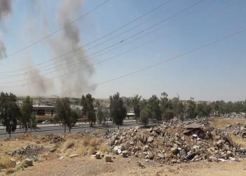 إيران تقصف مقار للحزب الديمقراطي الكردستاني