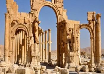 آثار الحرب فوق آثار سوريا