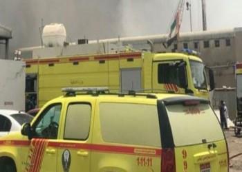 مصرع 9 إماراتيين من عائلة واحدة في حريق