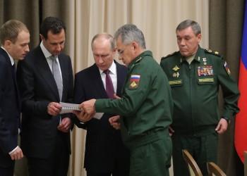 روسيا تسلم نظام صواريخ إس 300 إلى سوريا