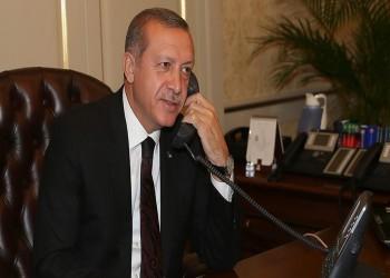 أردوغان يبحث مع الرئيس العراقي الجديد تعزيز العلاقات الثنائية