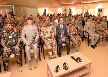 """70 ألف جندي عماني يشاركون في """"السيف السريع 3"""""""