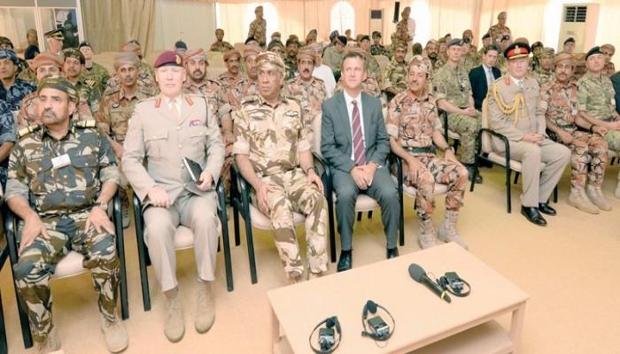 """بريطانيا: عودة """"السيف السريع"""" التزام بالحفاظ على استقرار الخليج"""