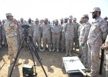 انطلاق المناورات العسكرية تبوك-4 بين مصر والسعودية