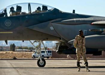 القوات الجوية السعودية تشارك في تدريبات صاروخية بالإمارات