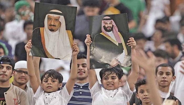 حديث إلى الملك سلمان بن عبدالعزيز آل سعود