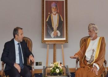 وزير الخارجية اللبناني يبحث في عُمان قضايا وتطورات المنطقة
